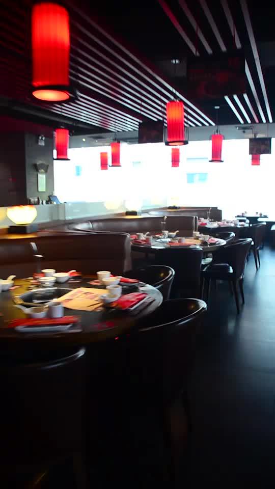 大红灯笼,满满的喜庆中国风