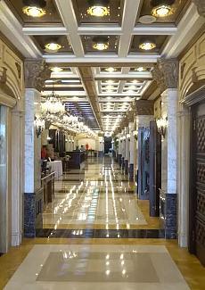 带你走进富丽堂皇的世博源公馆!