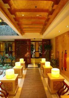 大宁潮府酒家的精品店,无论菜肴,服务或是环境,皆高胜一筹
