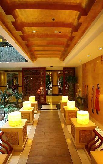 大寧潮府酒家的精品店,無論菜肴,服務或是環境,皆高勝一籌