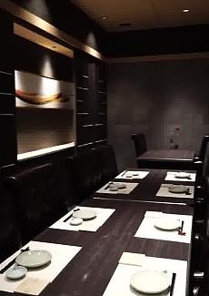 低调的奢华,比较少见这种风格的日料餐厅