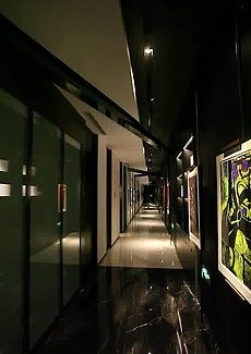 把艺术展、新零售、社交、酒吧等多种不同形态叠加在一个空间,创造全新的体验空间