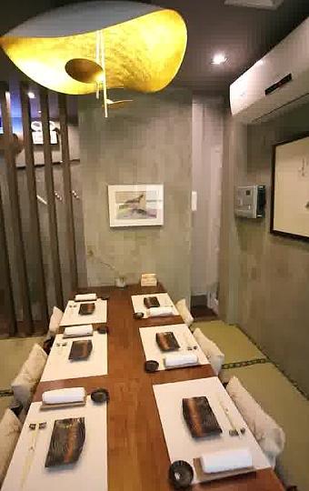餐厅整体是以简约风格