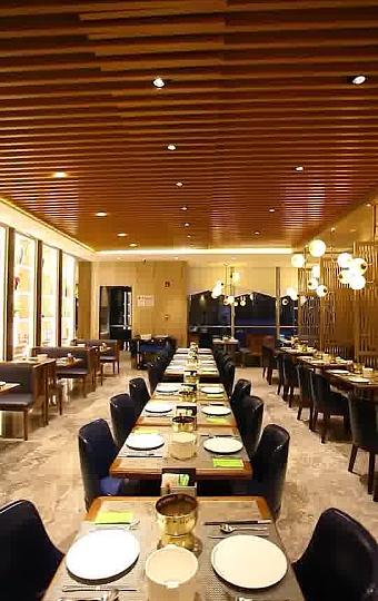 新晋网红自助餐厅