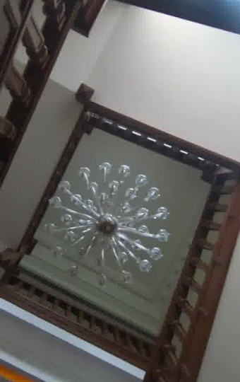 令人留恋的气质楼梯