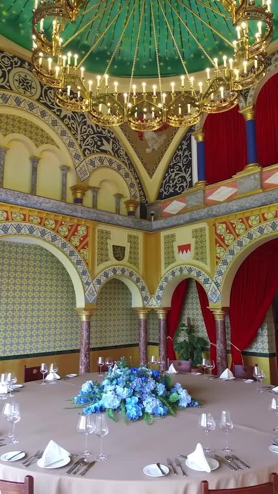 感受下巴伐利亞王室的精致與奢華。