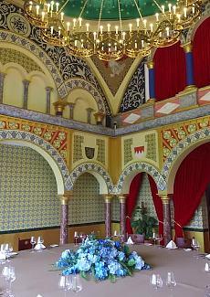 感受下巴伐利亚王室的精致与奢华。