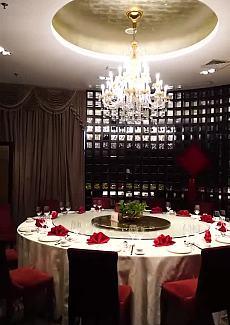 五星级酒店的中打鱼打钱,供给粤菜和燕鲍翅
