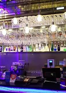 夜店风酒吧餐厅