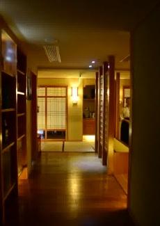 连移门都是传统的日式风格