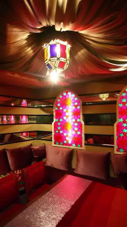 內部裝修由外灘十八號MR&MRS BUND的法國設計師傾情打造!