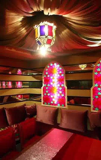 内部装修由外滩十八号MR&MRS BUND的法国设计师倾情打造!