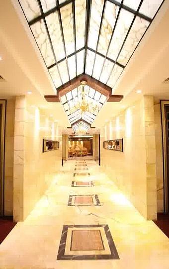 尽显奢华气质的走廊