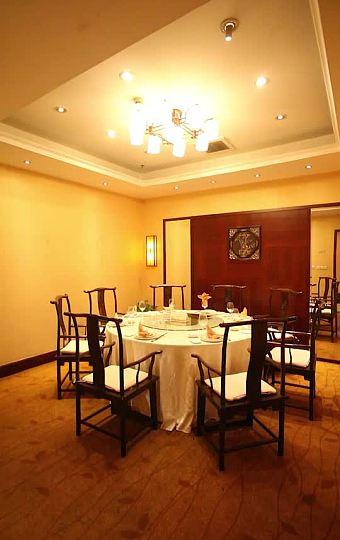 中西合璧的風格 適合各類宴請和聚餐