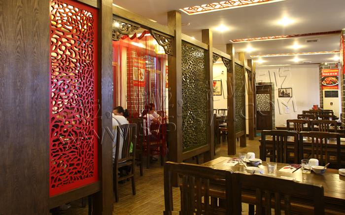 上海映山红湘菜馆