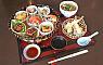 东京和食 图片