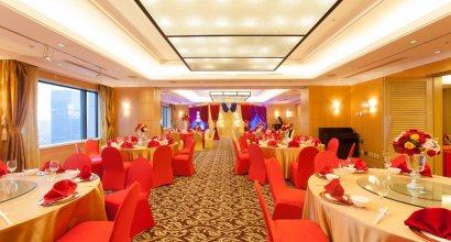 花园饭店白玉兰中餐厅 图片
