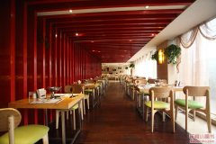 蓝海博龙蓝钻海鲜自助餐厅