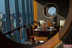 中山公園龍之夢 龍之夢萬麗酒店青餐廳