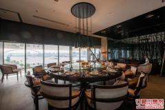 梅赛德斯奔驰中心 心乐蝶舞精致上海美食餐厅