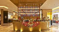 大华锦绣假日酒店咖啡厅 图片