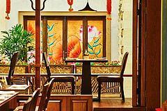 月星环球港 simply thai天泰餐厅