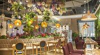 芙洛拉花主题餐厅 图片