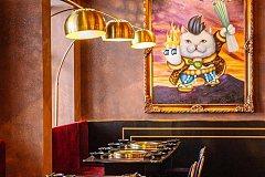 上海影城 相撲貓燒肉酒場