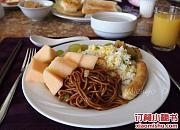 富阳国贸大酒店自助餐厅