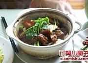 香钵钵湘赣餐厅 海鲜加工