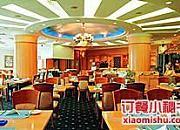 万德诺富特酒店自助西餐厅